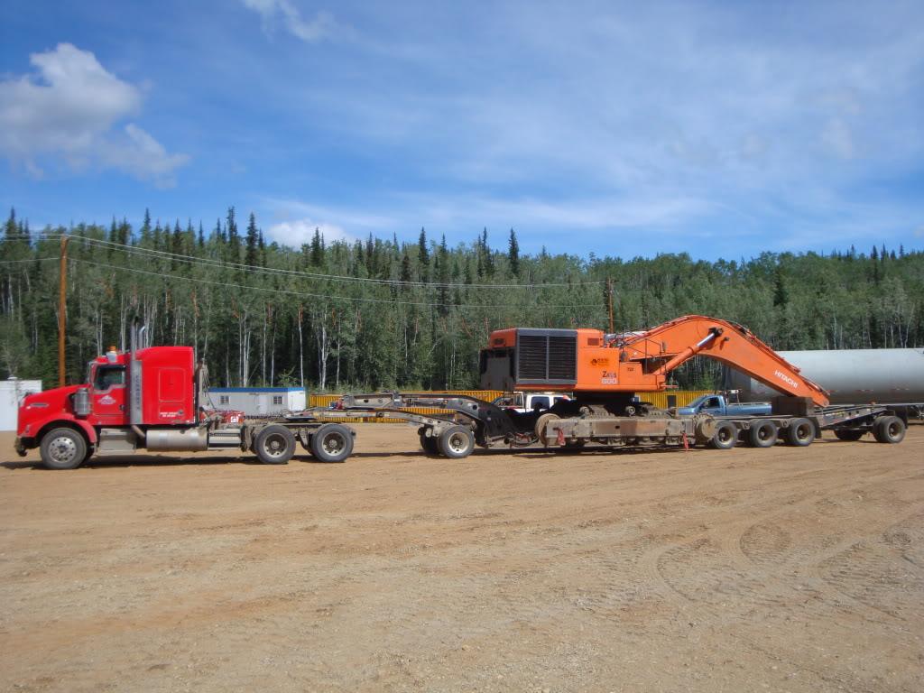 Long Haul Trucking >> Heavy Hauling Trailers