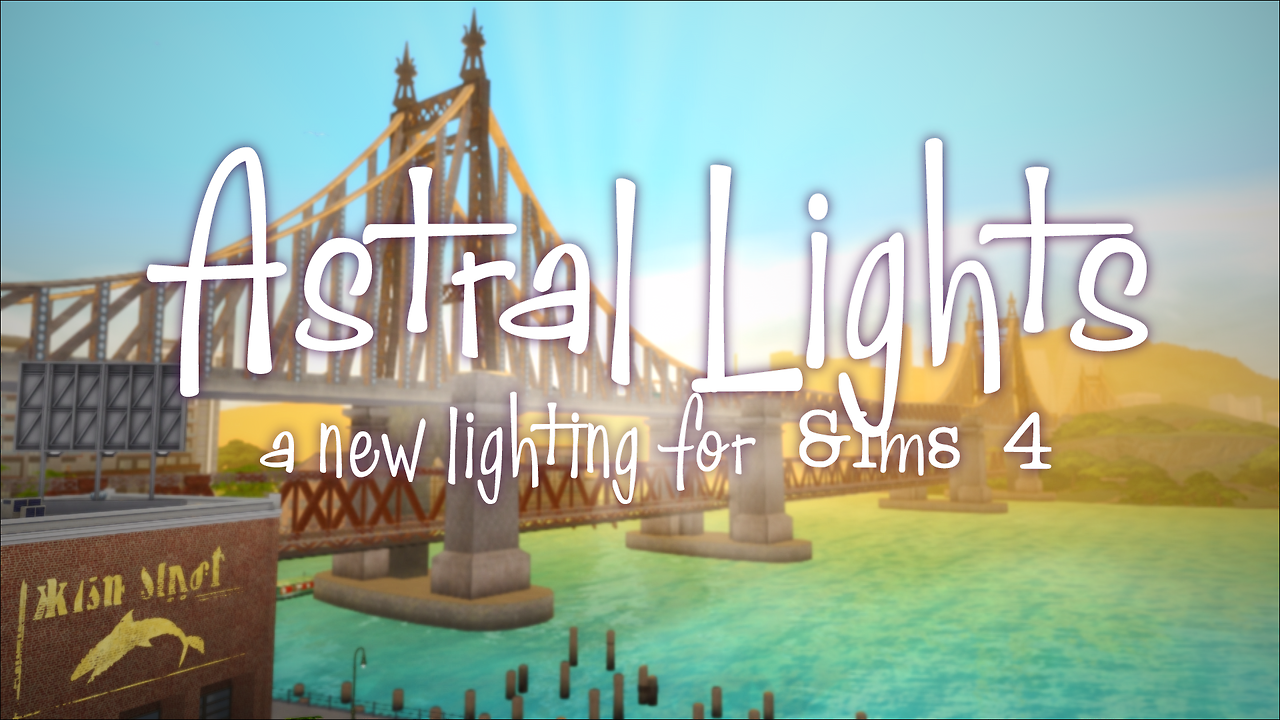 Lighting Mod Sims 3