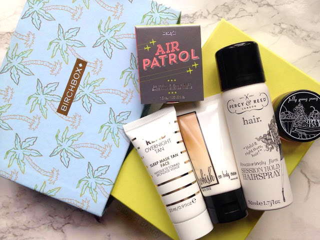 June Birchbox 2016 Beauty Box
