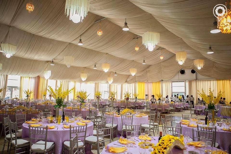 Ghana Wedding Reception Fashion Dresses