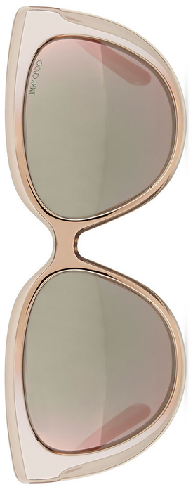 Jimmy Choo Cindy Cat-Eye Sunglasses