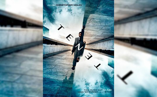 Tenet has new posters and delays its release date in Spain