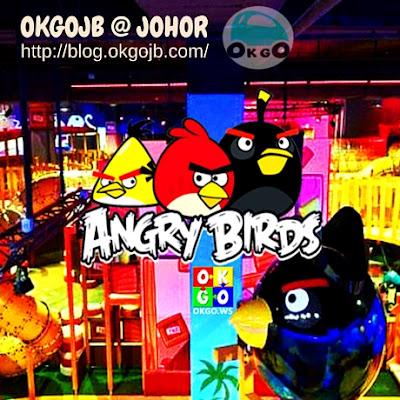 Angry Bird Park Malaysia 生气鸟乐园