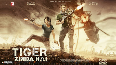 Tiger Zinda Hai (2017) With Sinhala Sub