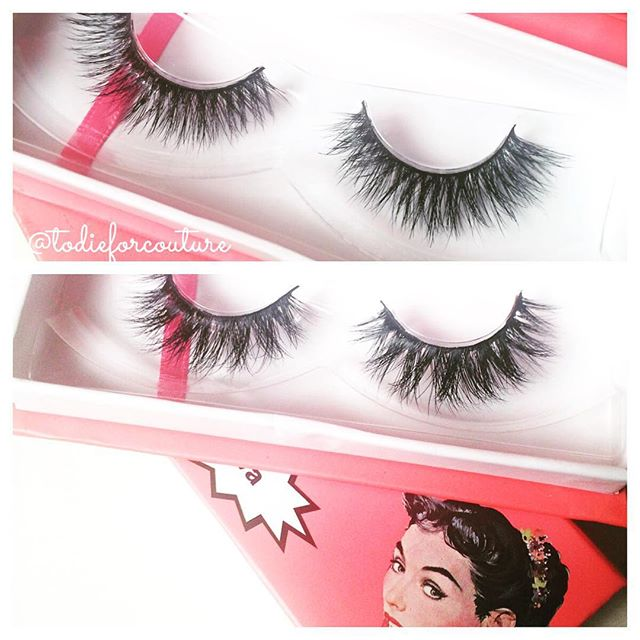 To Die For Couture Blink Lashes