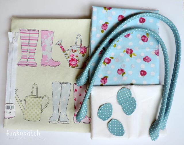Tutorial: Como coser un bolso Market bag en tela