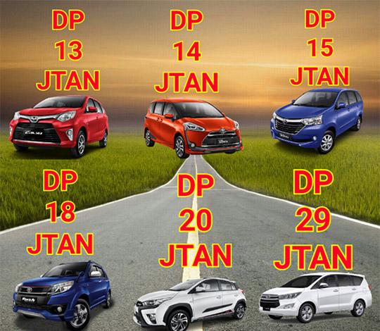 Promo Toyota Kemayoran
