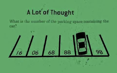 What is Number of the Parking space containing the Car?