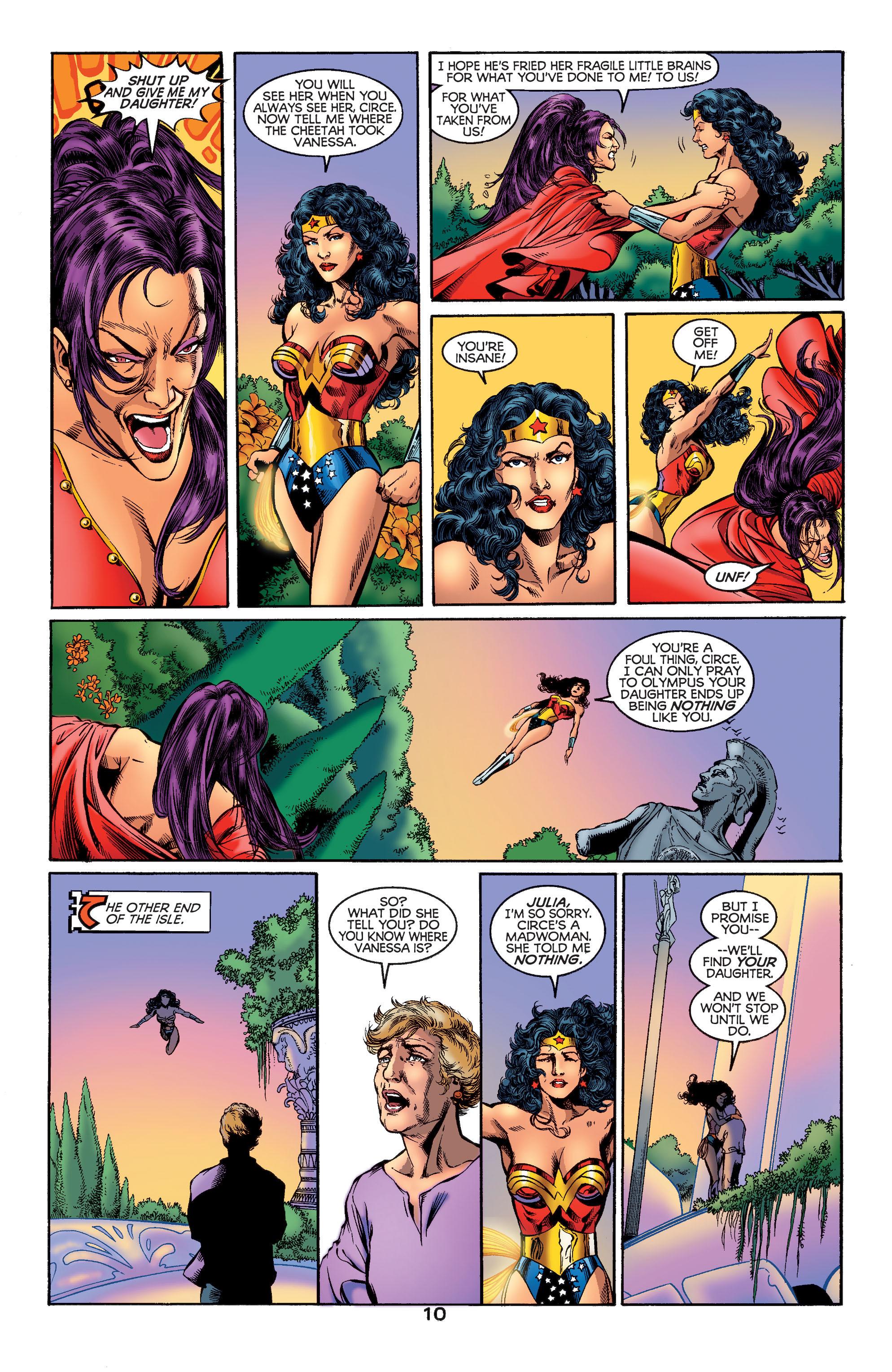 Read online Wonder Woman (1987) comic -  Issue #186 - 11