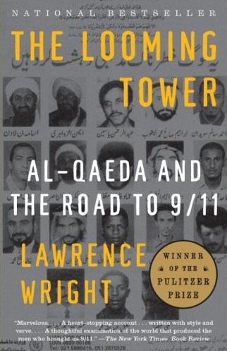 The Looming Tower by Lawrence Wright - book cover