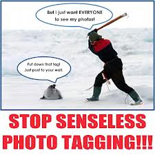 stop facebook photo tagging