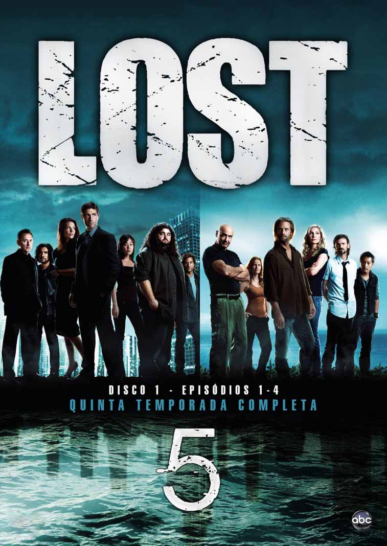 Lost 5ª Temporada Torrent - Blu-ray Rip 720p Dublado (2009)