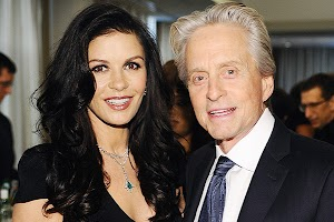 Michael Douglas and Catherine Zeta-Jones decided to take a break in a relationship