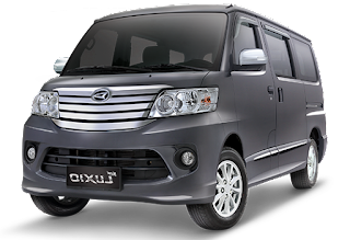 Daihatsu New Luxio