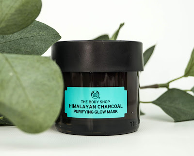 "The Body Shop ""Himalayan charcoal mask"""