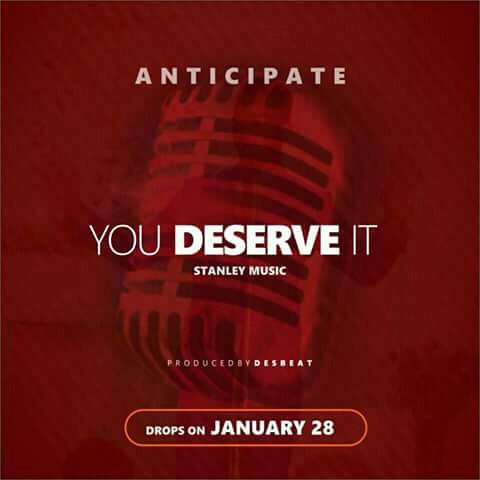 MUSIC PREMIERE: Stanley Music – You Deserve It
