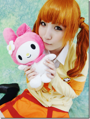 qoqo_O's Wonderful Page: 2# Cosplay Suka-sukaOnegai My Melody Uta And Kakeru