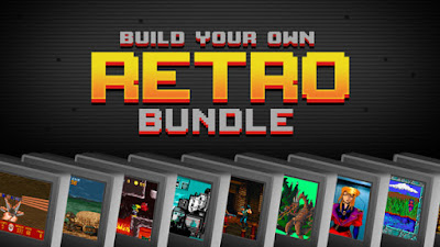 Fanatical Build Your Own Retro Games Bundle
