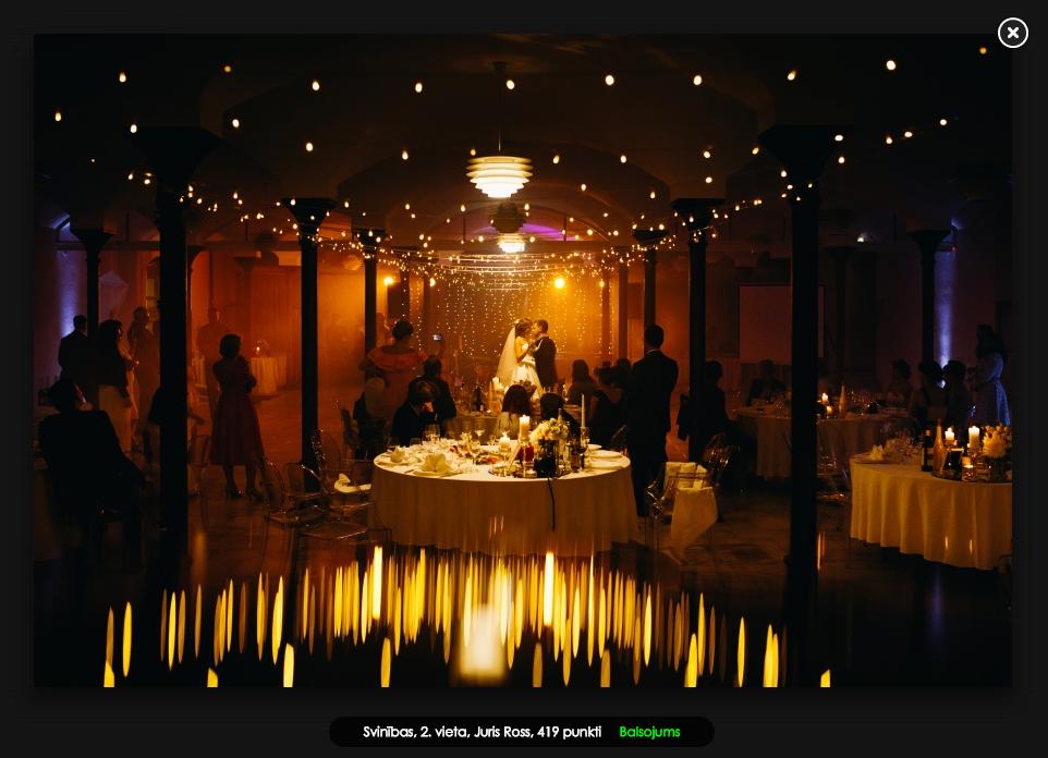 skaista kāzu deja