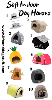 10 Best Soft Indoor Dog Houses For Small Dogs.