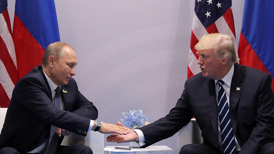 Ambos líderes mundiales se reunieron en julio pasado en la reunión del G-20 / RT