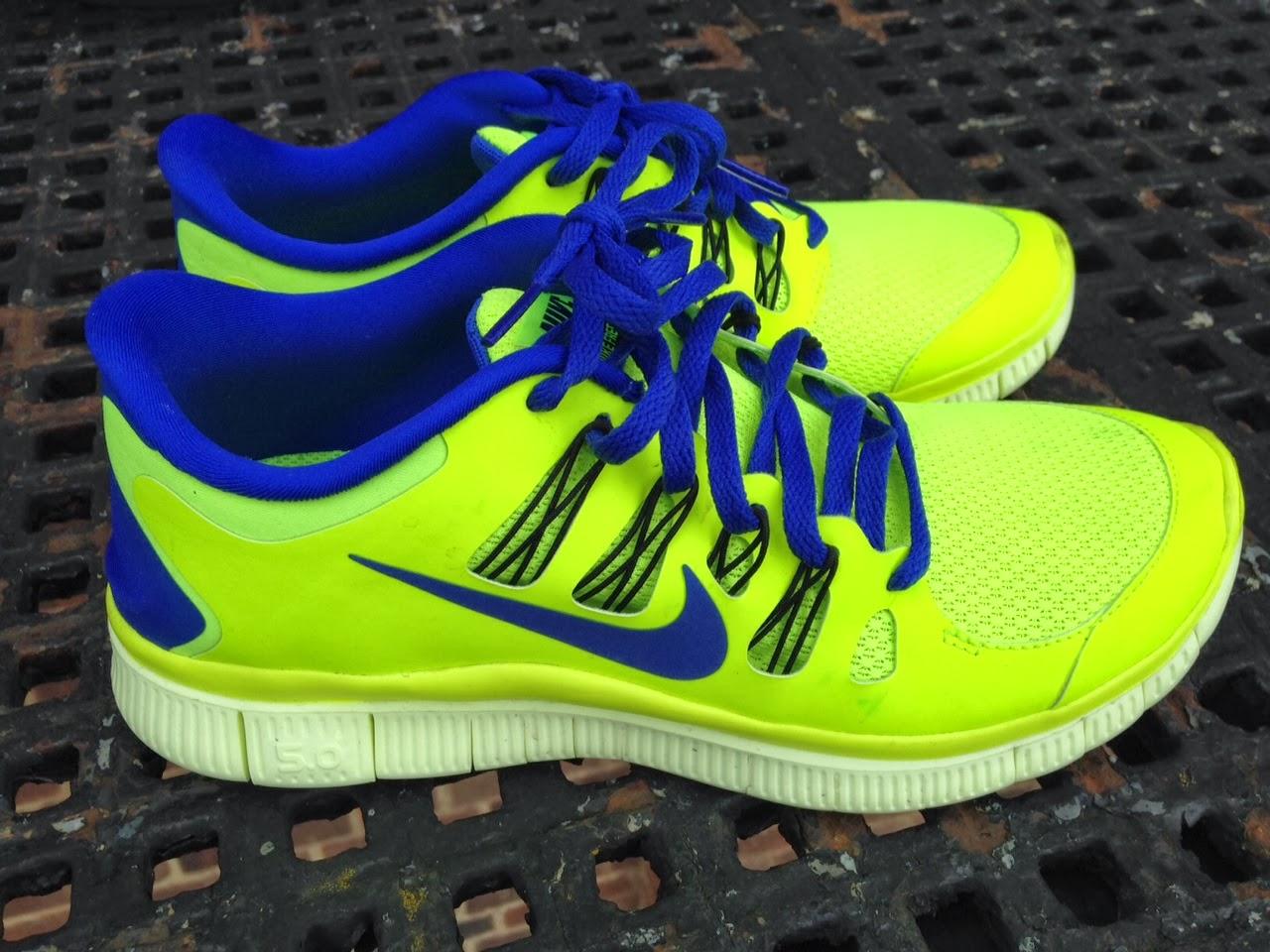 halpa söpö tehtaanmyymälä Nike Frees 5.0 Review - The Runner Beans