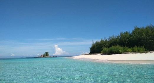 pulau lampu wisata gorontalo