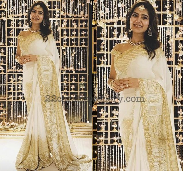 Naga Chaitanya Samantha Engagement