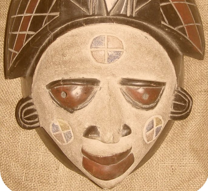 Things Fall Apart By Chinua Achebe: Igbo Mask