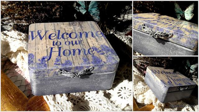 Witaj naszym w domu