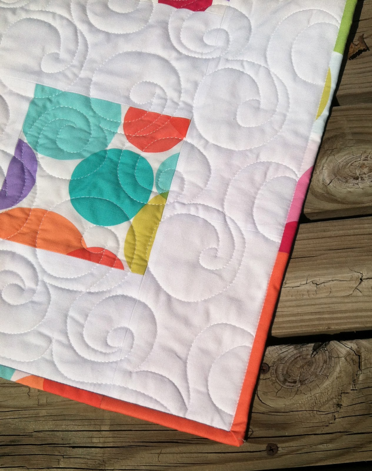 Modern Baby Quilt Patterns Free : Modern Quilt Relish: Announcing a Free, Easy Modern Baby Quilt Pattern Ahead, Pass it on!