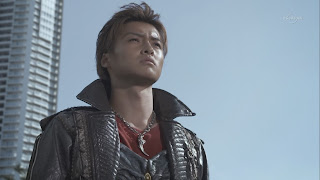 Garo The One Who Shines in the Darkness Ryuga Dougai