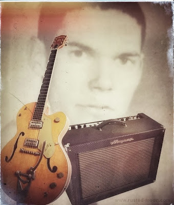 Neil Young Setup 1963-1964
