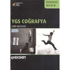 Eksen YGS Coğrafya Soru Bankası