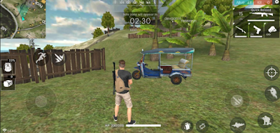 Script Hack Map Game Free Fire oktober 2018 Terbaru