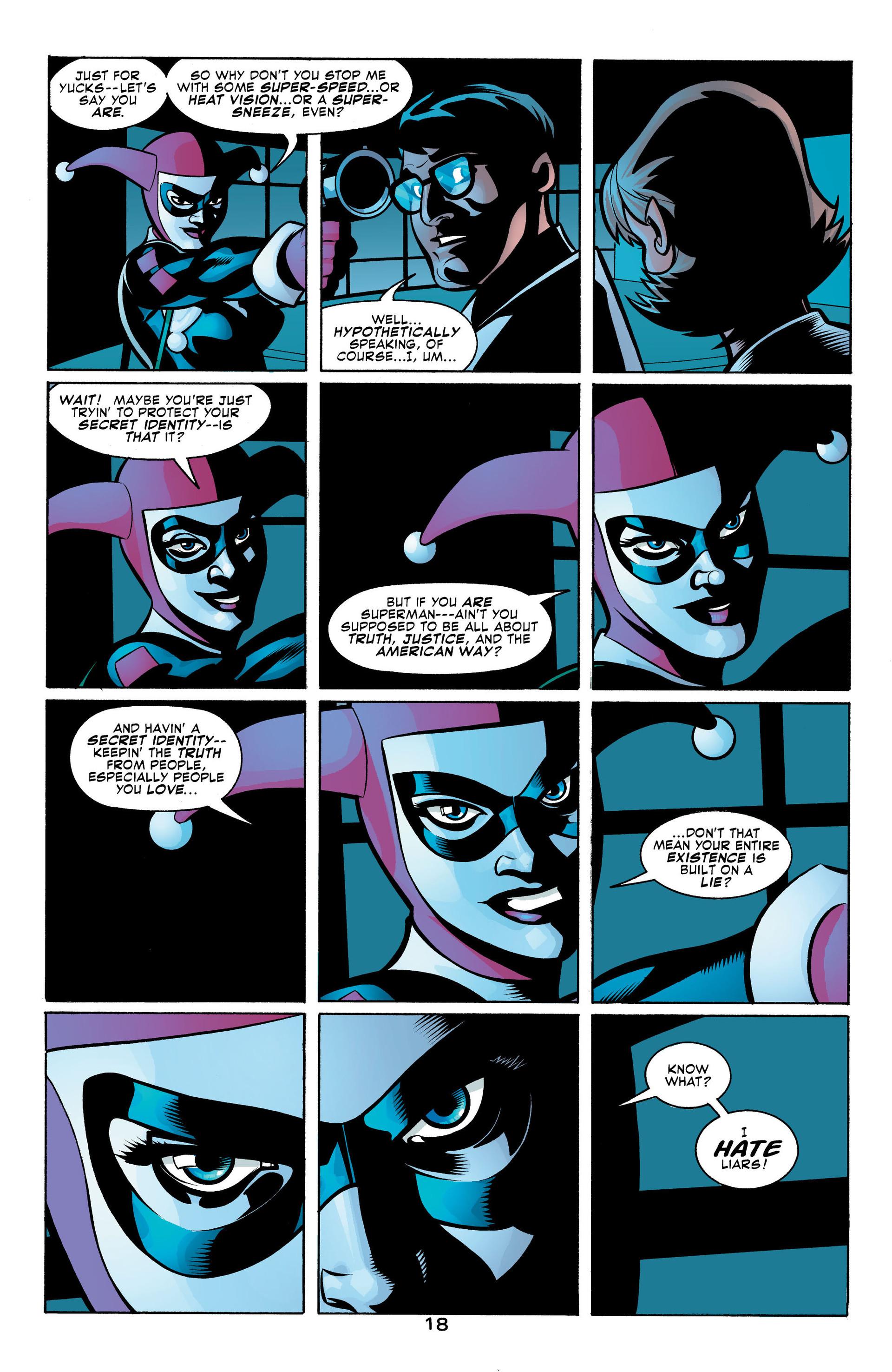 Harley Quinn (2000) Issue #15 #15 - English 19