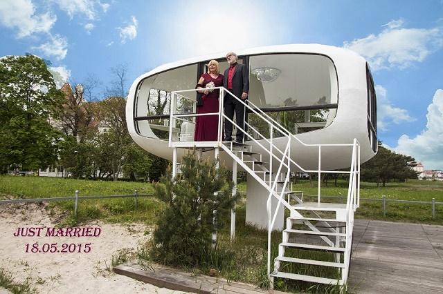 Hochzeitsfotograf Rettungsturm Binz