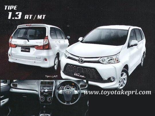 Grand New Veloz 1.3 Mt Toyota Agya Trd-s Www Toyotakepri Com Shift Knob Design Type 1 3 At