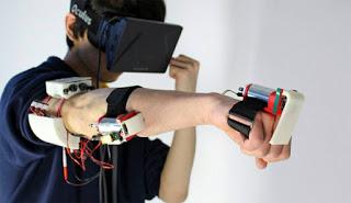 Teknologi Virtual Reality, bisa merasakan bagaimana masuk ke dunia virtual