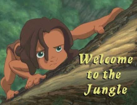 تحميل لعبة طرزان Download Tarzan للكمبيوتر