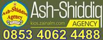 Ash-Shiddiq Agency Selayar