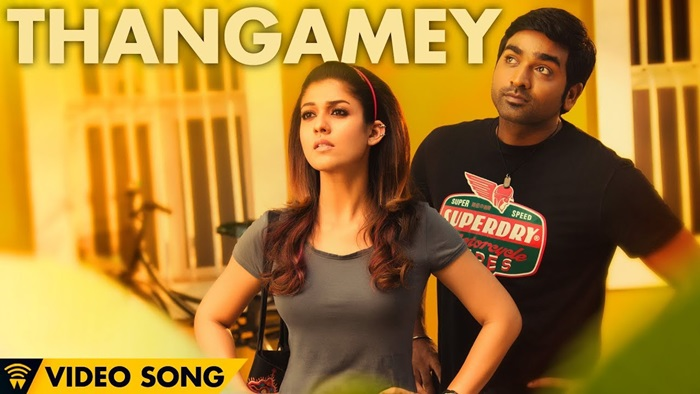 Thangamey Video Song Download Naanum Rowdy Dhaan 2015 Tamil