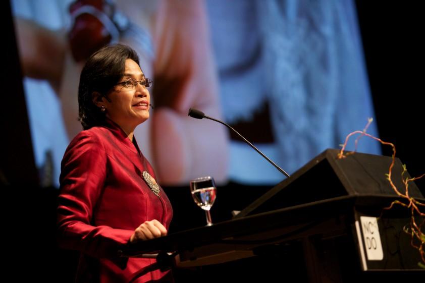 Sri Mulyani: PP THR dan Gaji ke-13 Sudah Diteken Presiden Jokowi