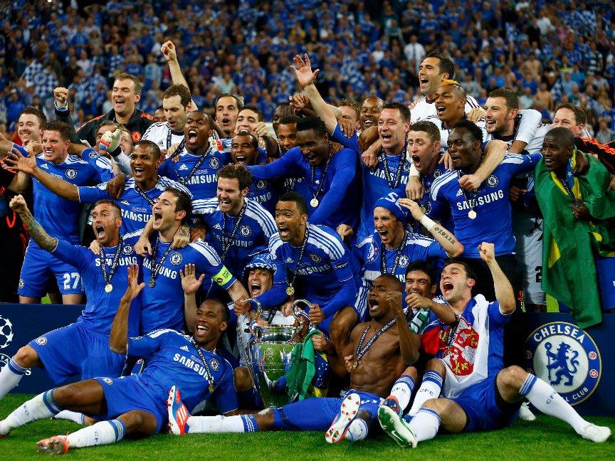 Chelsea Akhirnya Juara Liga Champion Musim 2011/2012