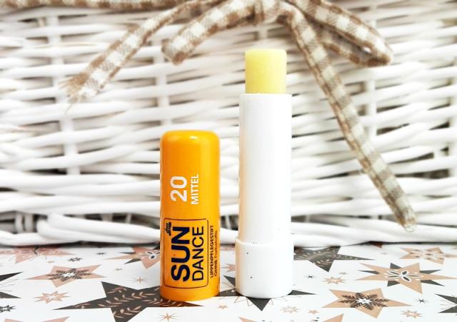 Sun Dance Lippenpflegestift LSF 20