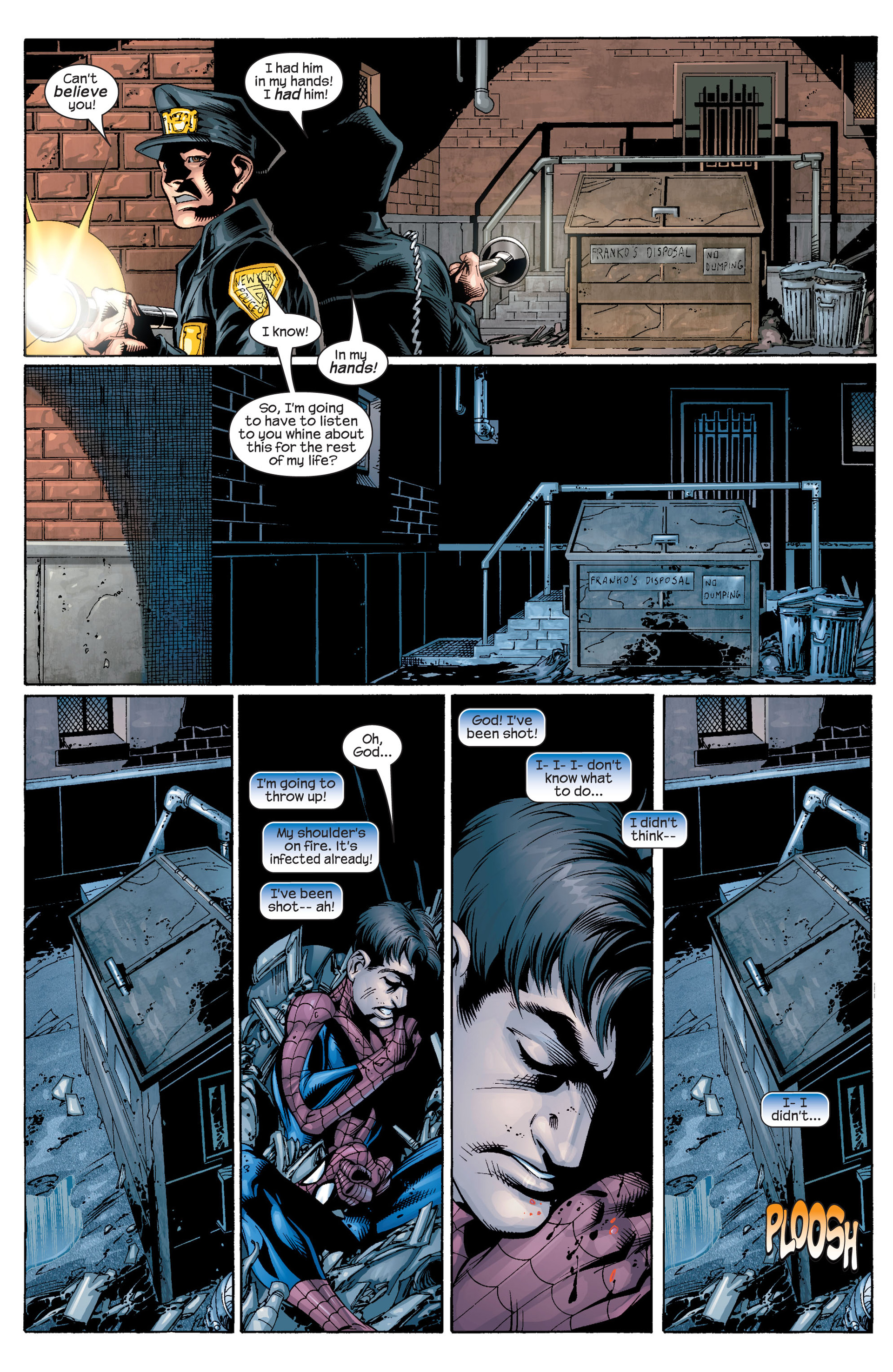 Read online Ultimate Spider-Man (2000) comic -  Issue #30 - 8