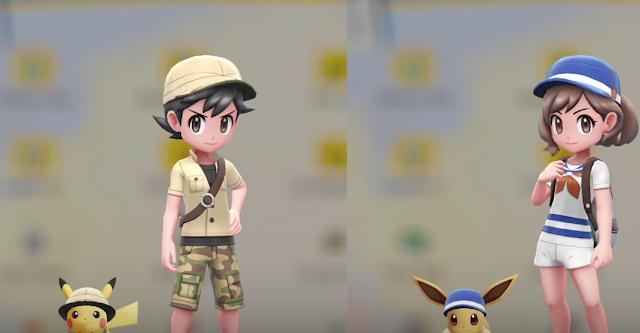 Pokémon Let's Go Pikachu / Eevee nos transporta a Ciudad Celeste y más