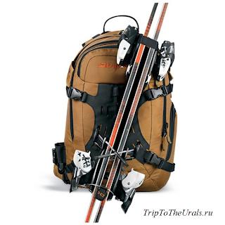 Выбор лыжного рюкзака