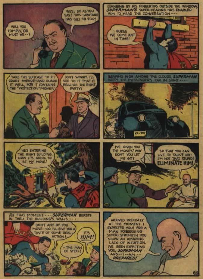 Action Comics (1938) 17 Page 13