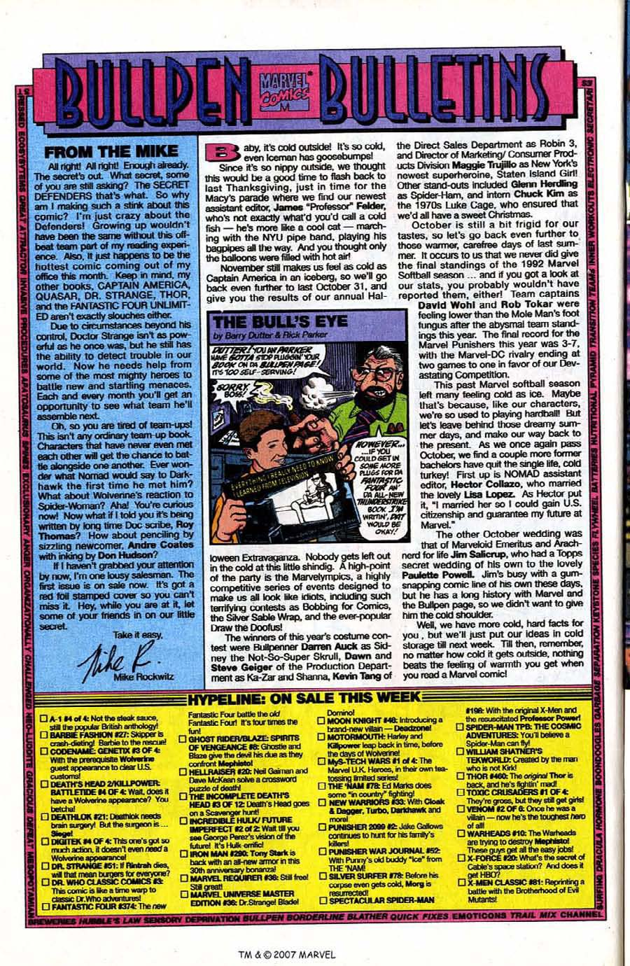 Read online Silver Surfer (1987) comic -  Issue #78 - 24